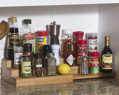 Where To Store Your Spices: Counter Or Cabinet?
