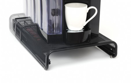 Rolling Coffee Pod Drawer, Black