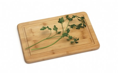 Bamboo Cutting Boards, Non-Slip Cork Backing