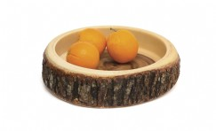 Acacia Tree Bark Bowl