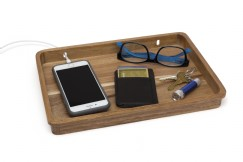 Acacia Multipurpose Valet Tray