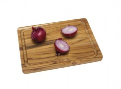 Teak Edge Grain Cutting Boards