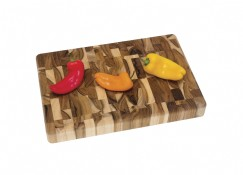 Teak End Grain Chopping Block