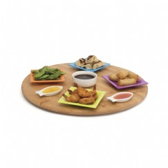 Bamboo Large Lazy Susan