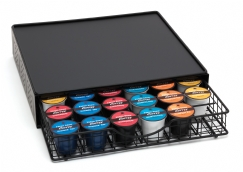 Coffee Pod Drawer, Black