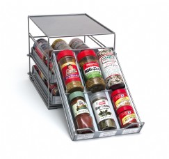 Three Tier Tilt Down Spice Drawer