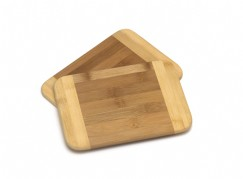 Bamboo Two Tone Cutting Boards