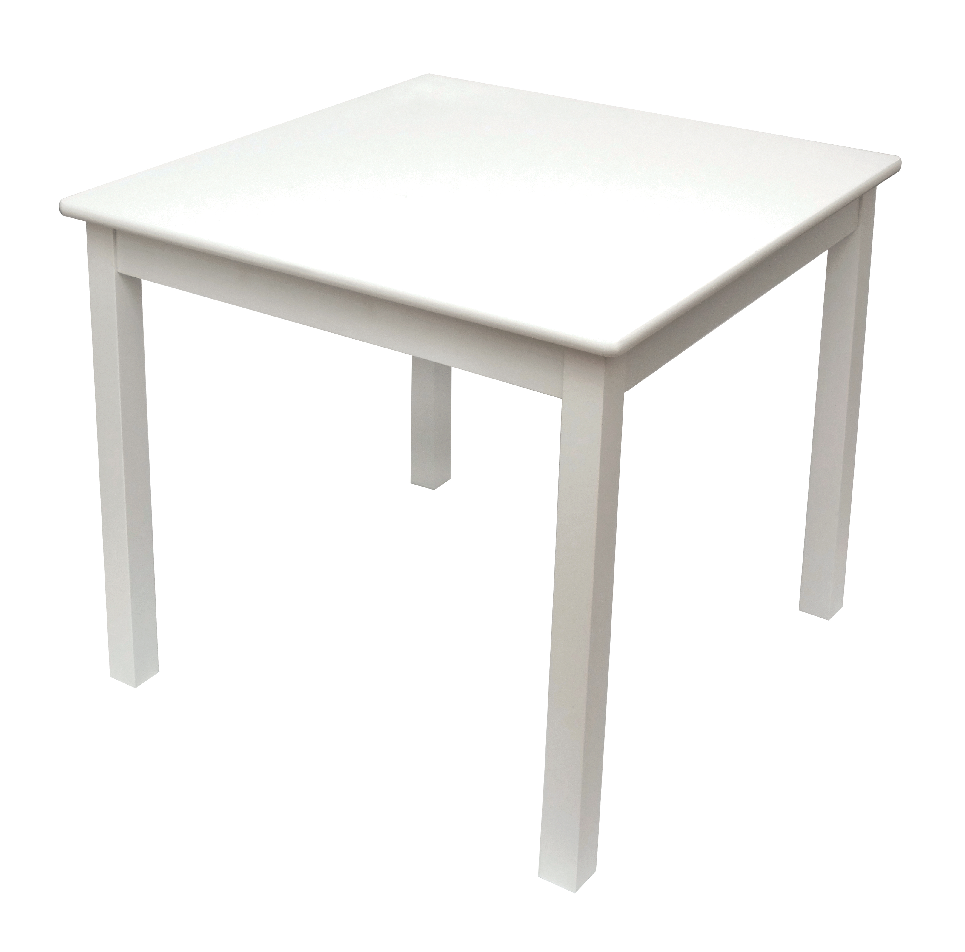 child's white table  lipper international tables -
