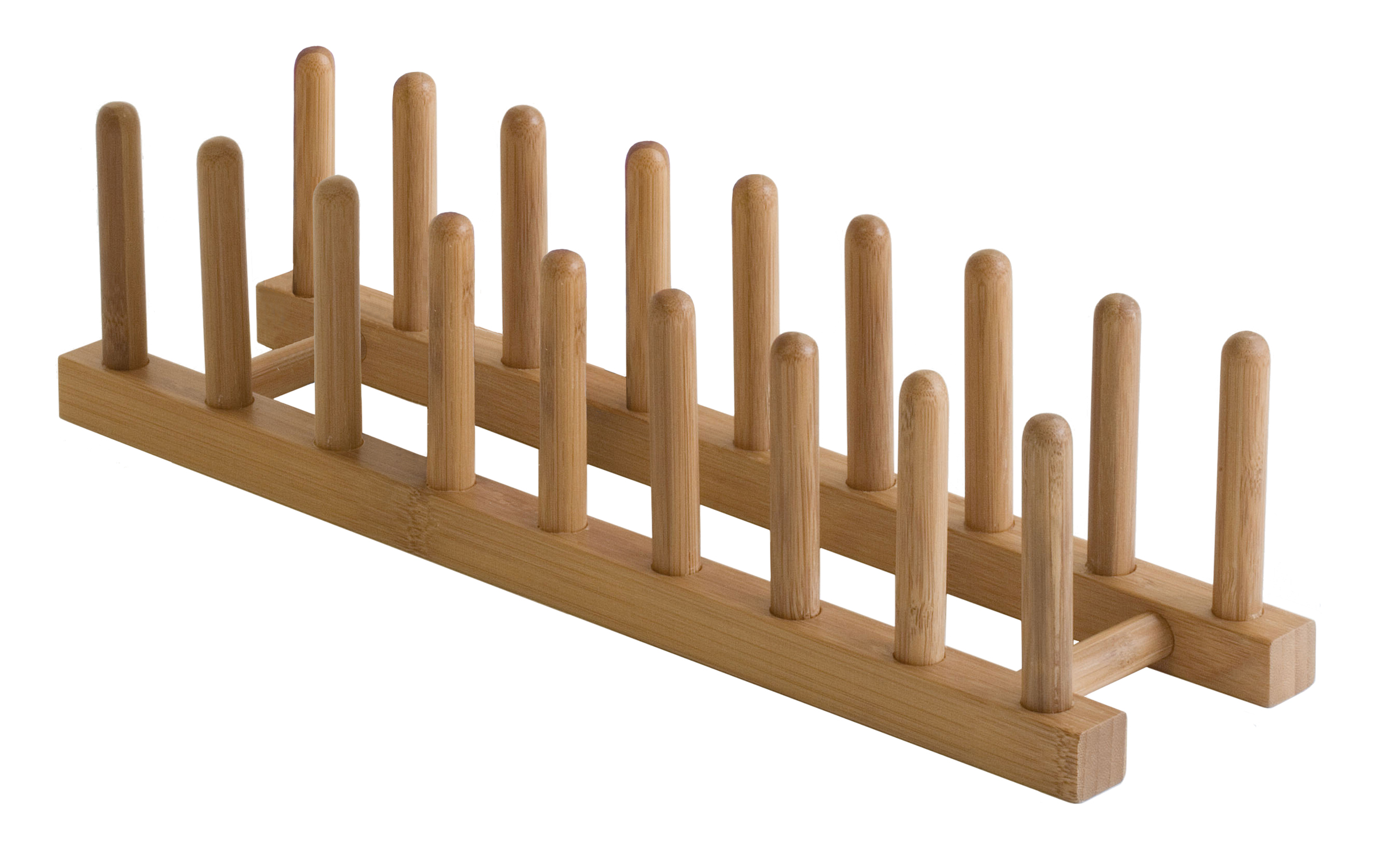 sc 1 st  Lipper International & Bamboo Plate Rack | Lipper International Racks