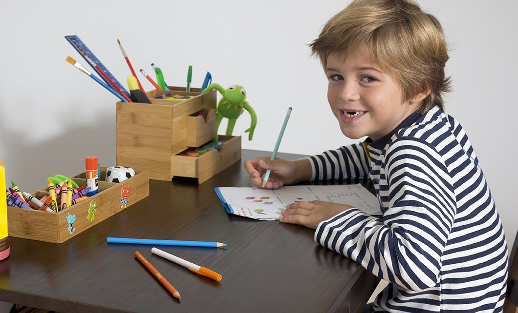 Creating a Work Space for Your Child
