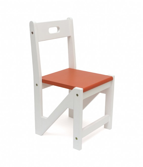 Admirable Home Furniture Kids Furniture Lipper International Onthecornerstone Fun Painted Chair Ideas Images Onthecornerstoneorg
